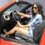 Messe-Girls: New York International Auto Show 2015