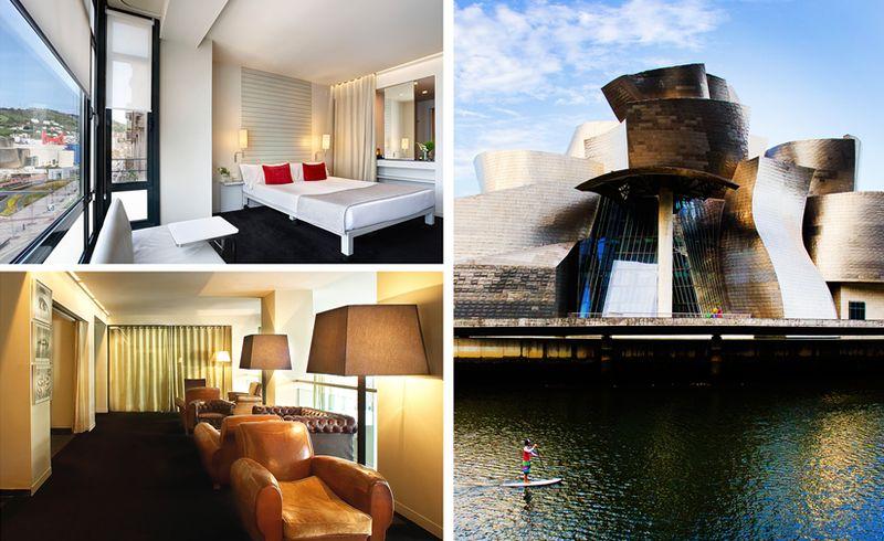 Hotel Miró, Bilbao, Spanien