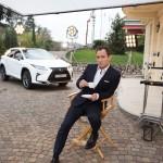 Jude Law ist Star der neuen Werbekampagne von Lexus