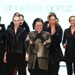 """Annette Görtz bei der """"Platform Fashion"""" in Düsseldorf"""