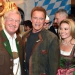 Balthasar Hauser, Arnold Schwarzenegger, Heather Milligan