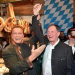 Maria Hauser-Lederer, Arnold Schwarzenegger, Franz Klammer, Niki Lauda