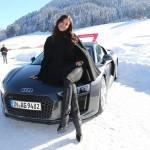 Kitzbühel: Gwyneth Paltrow und Jason Statham bei der Audi Night