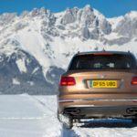 Bentley Bentayga debütiert in Kitzbühel