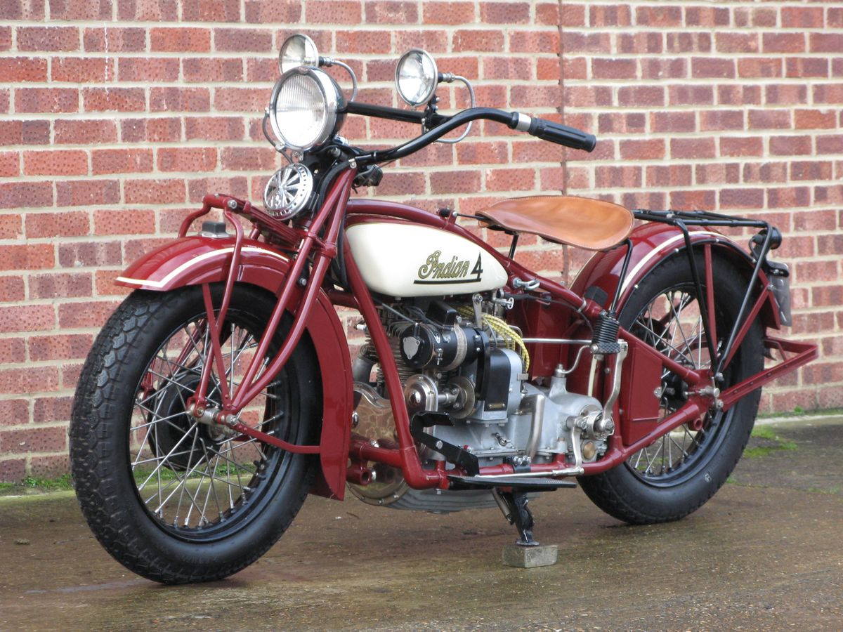 1931: Indian 402