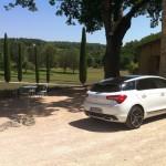 #Test Schweiz, Italien und Frankreich im Citroën DS5 Hybrid4