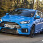 Serienproduktion des Ford Focus RS beginnt