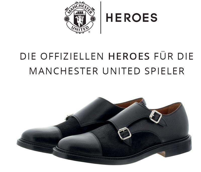 Hereos für Manchester United