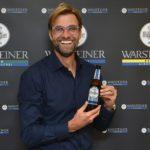 Prost: Jürgen Klopp macht es für Warsteiner
