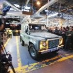 Goodbye, Land Rover Defender