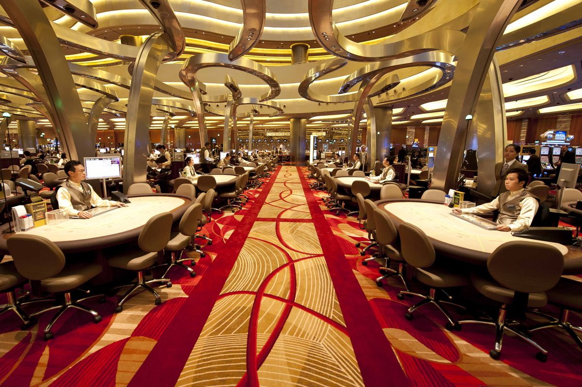 Marina Bay Sands: Casino