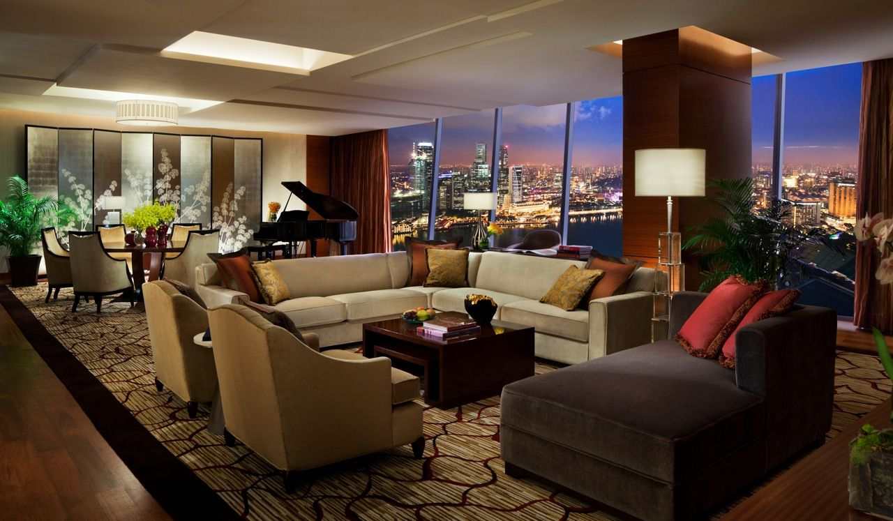 Marina Bay Sands: Chairman Suite