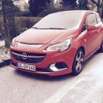 Testwagen: Opel Corsa OPC