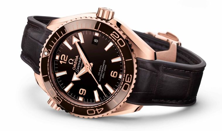 Omega Seamaster Planet Ocean 600M Master Chronometer