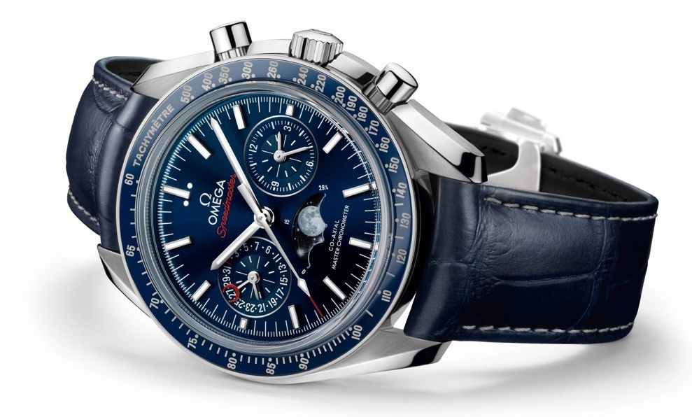Speedmaster Moonphase Chronograph Master Chronometer