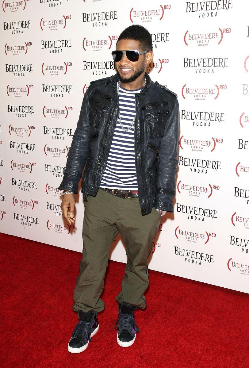 Usher bei Belvedere