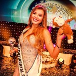 Das Miss Intercontinental Word Finale 2015 mit Jeff