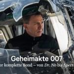 Die Geheimakte 007: James Bond Archiv