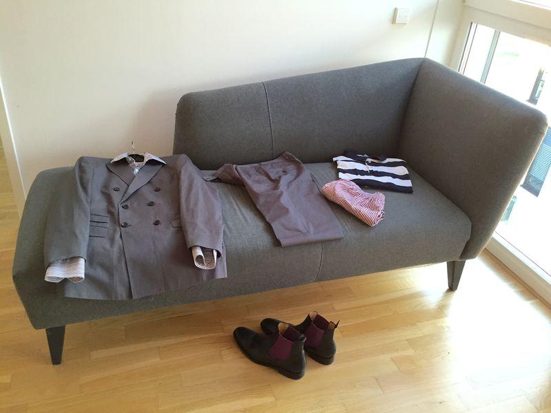 John Crocket: Klassische Mode