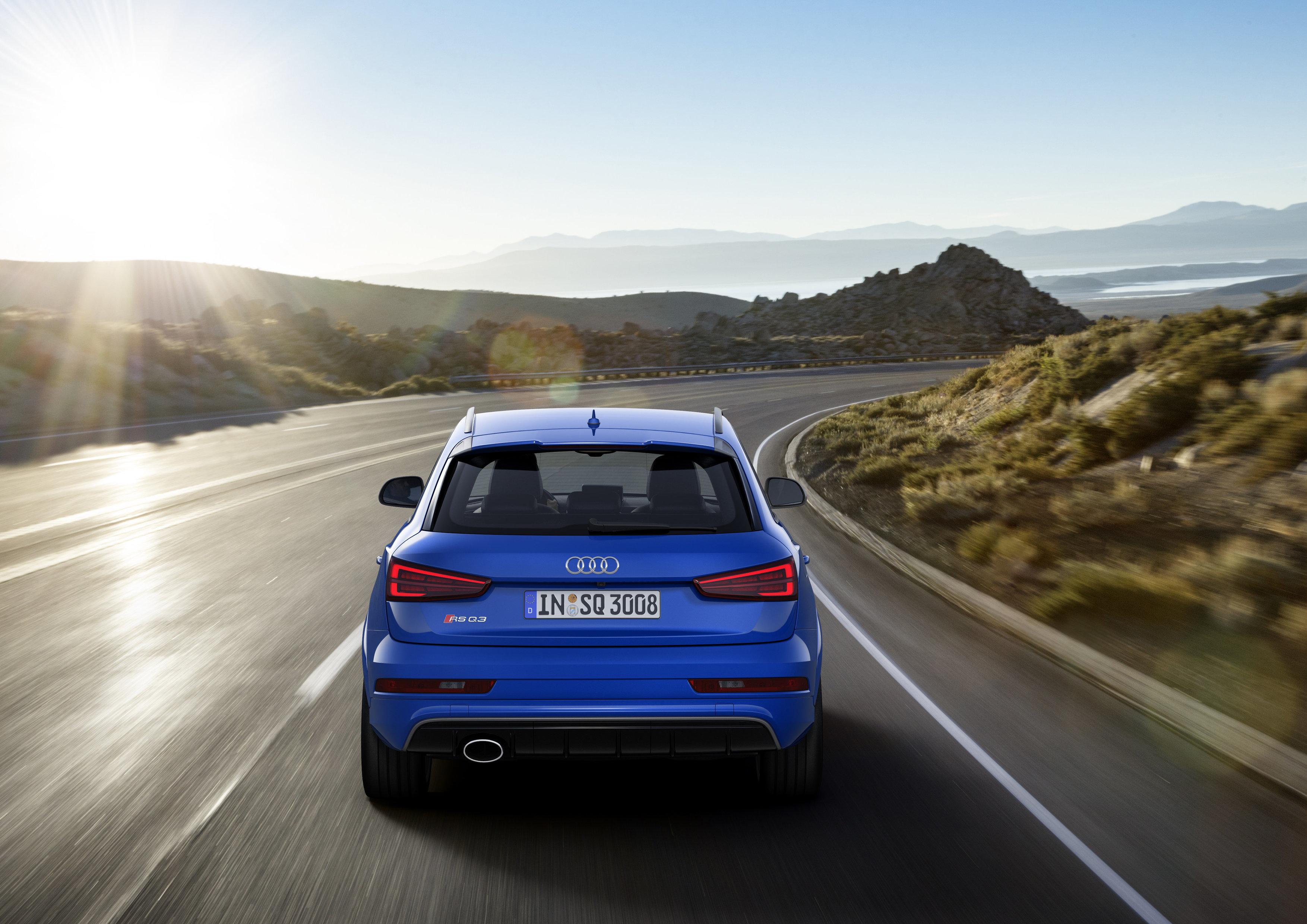 Audi RS Q3 performance | Shots Magazin