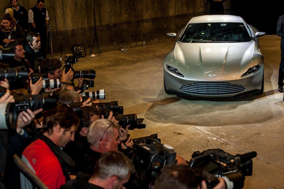 Aston Martin DB10 #Spectre