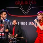 Alfas neue Giulietta: In fünf Orten gleichzeitig