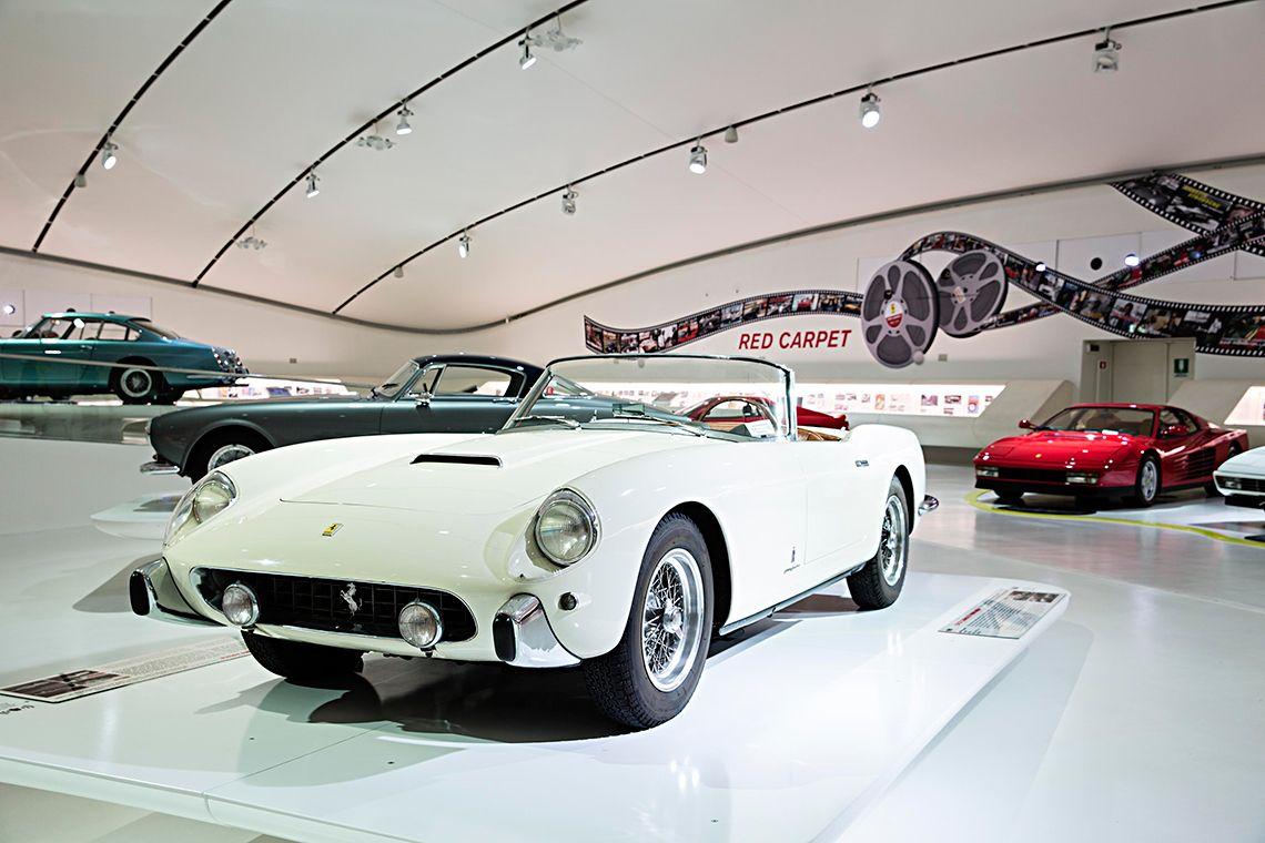 Ferrari 250 SWB California Spyder