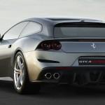 Neuheit: Ferrari GTC4 Lusso