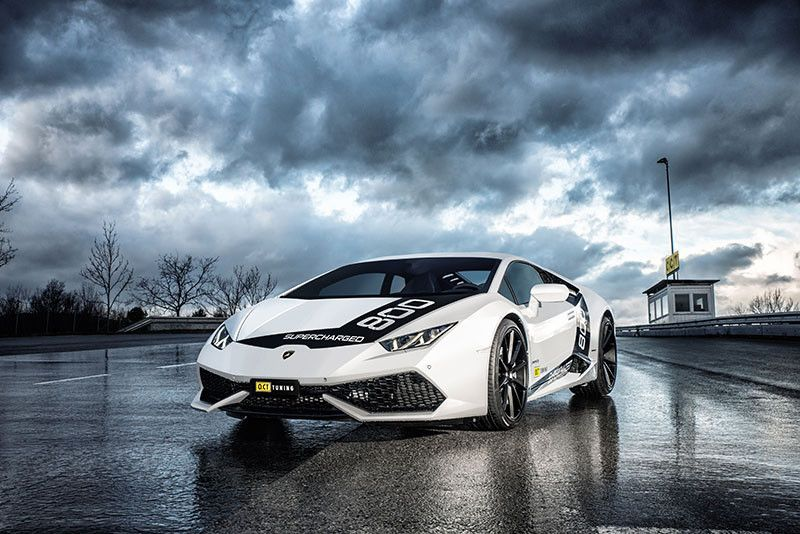Huracán O.CT800 Supercharged
