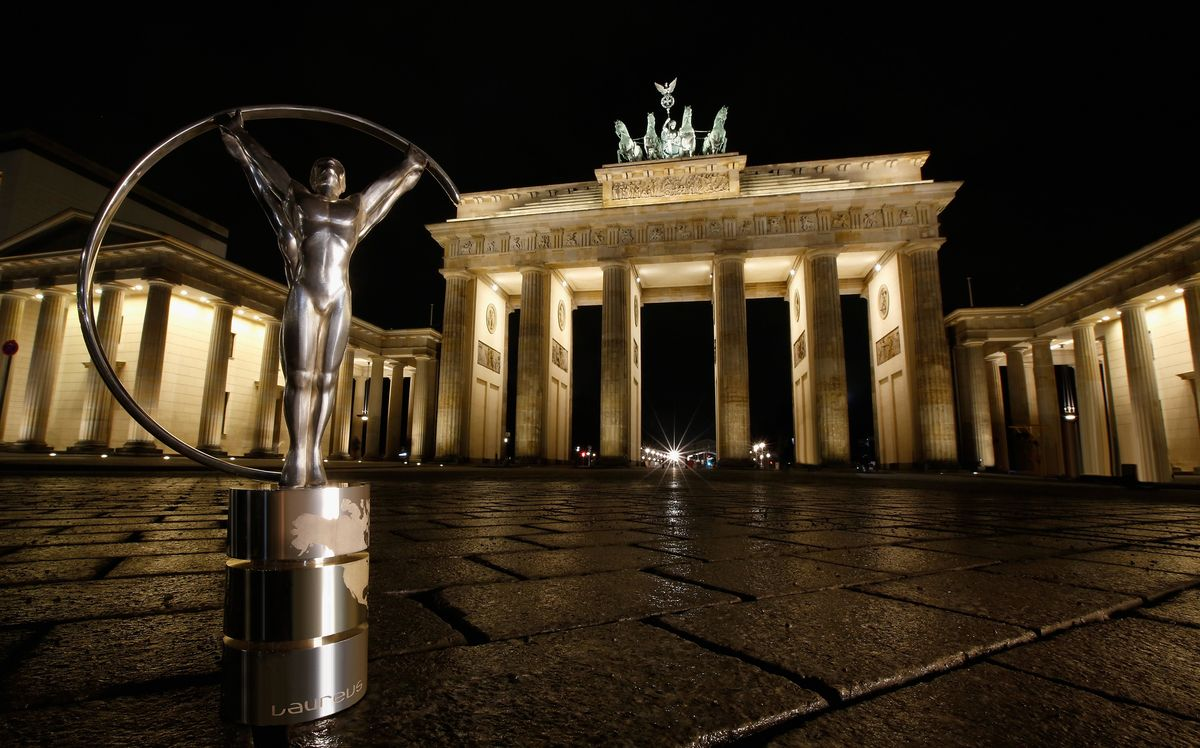 Laureus World Sports Awards zum ersten Mal in Berlin