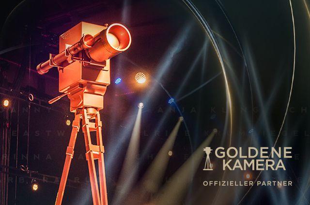 Seat: VIP Shuttle bei der Goldenen Kamera