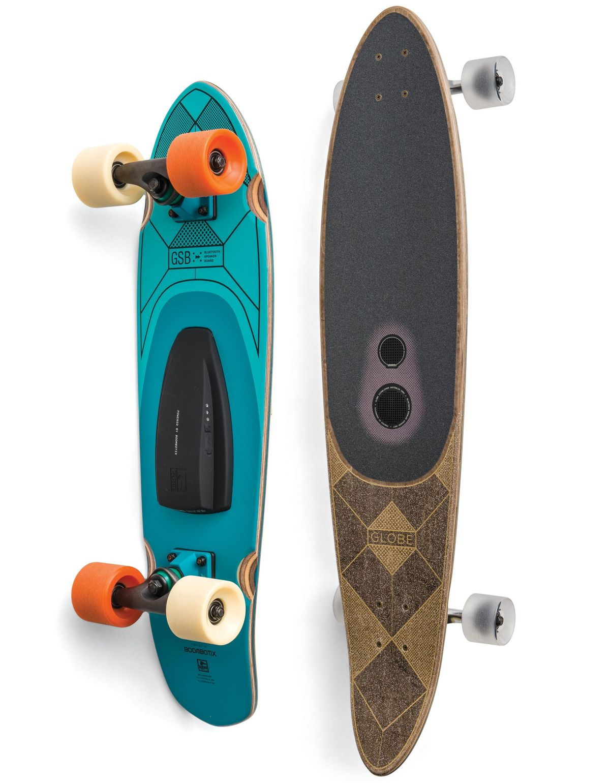 Globe Speaker Skateboard