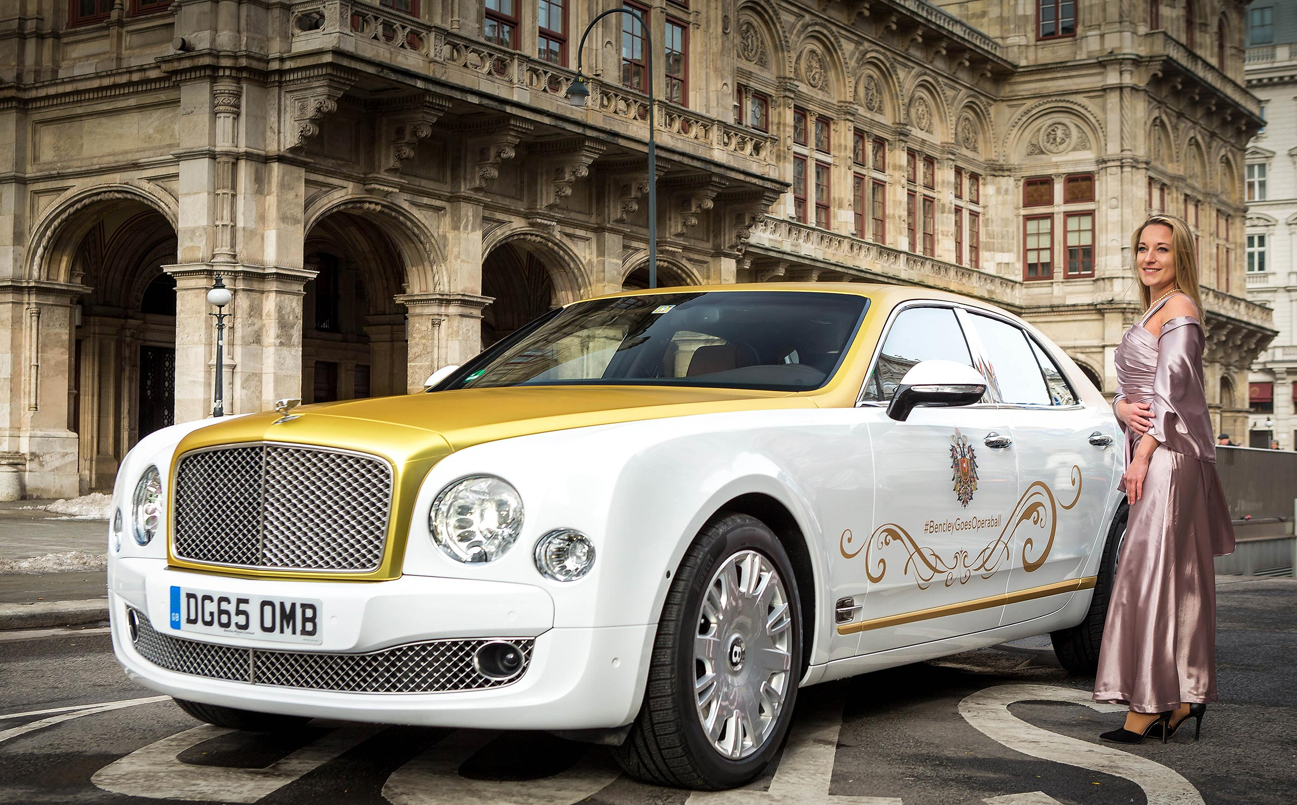 Bentley Mulsanne Wiener Opernball
