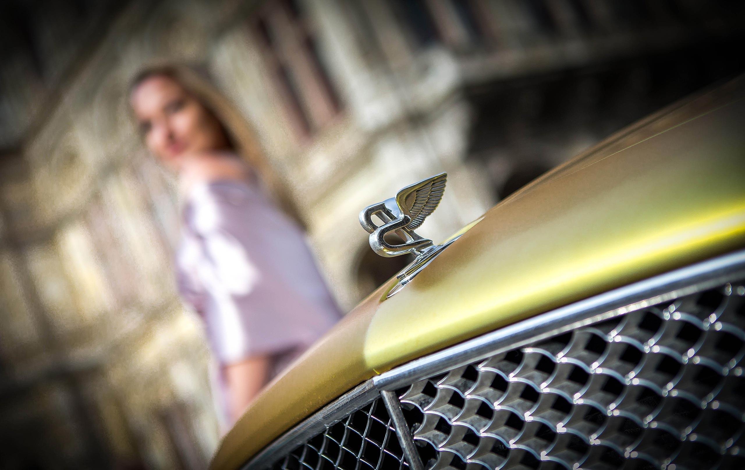 Bentley Mulsanne Wiener Opernball