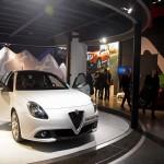 Paris: Alfa Romeo Giulietta Event