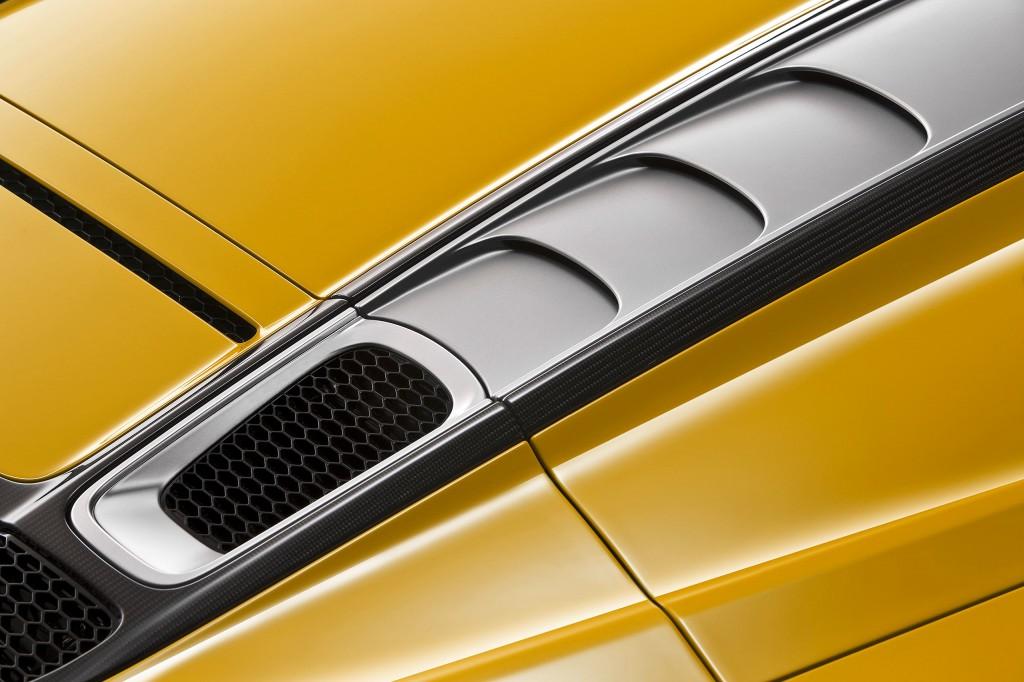 Audi R8 Spyder (2016)