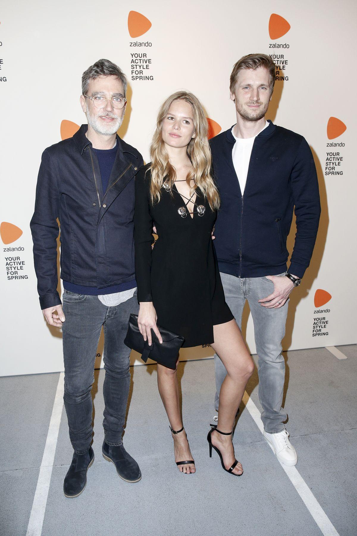 Carsten Hendrich, Anna Ewers, David Schneider