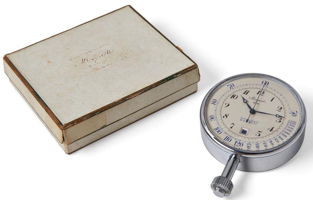 Breguet Uhr Nr. 2023 für Bugatti