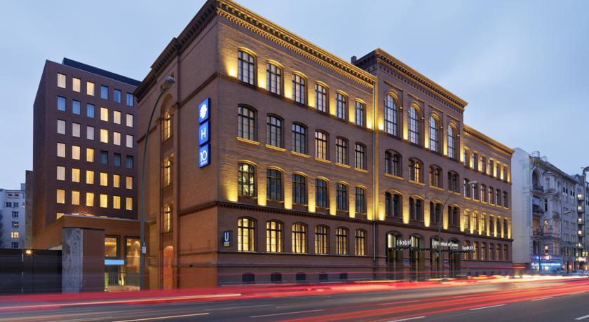 H10 Berlín Ku'damm Hotel