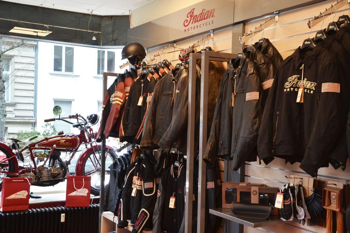 Indian Fashion Store, Berlin Charlottenburg