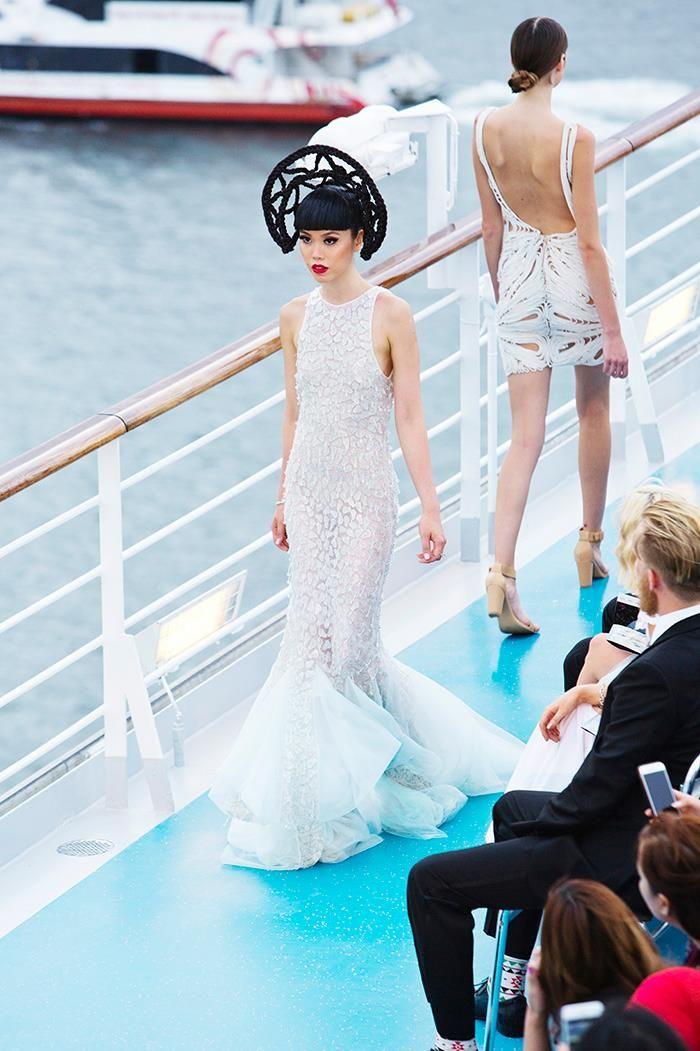 Jessica Minh Anh, Fashion Show