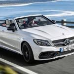 Offene Performance: Mercedes AMG C63 Cabrio