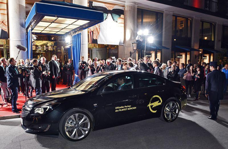 Opel beim Filmfest München