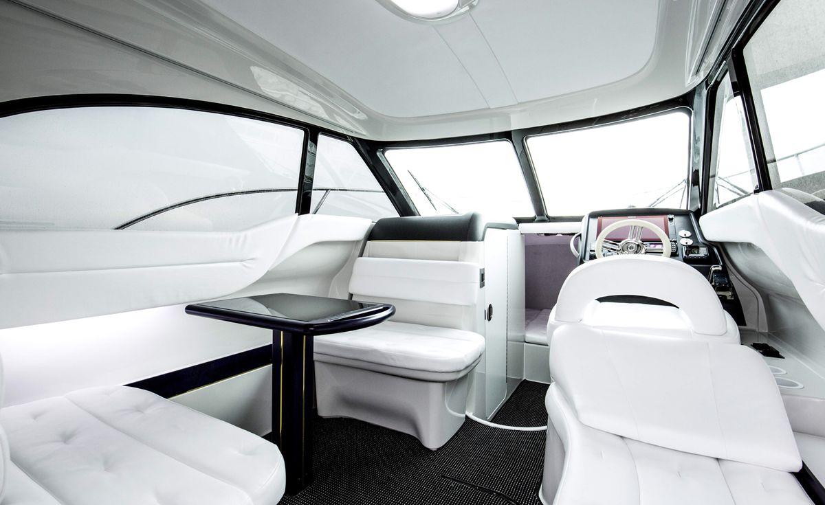 Sportboot: Toyota-28 Concept