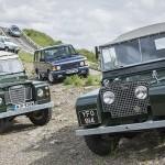 """Bündelung historischer Modelle: """"Jaguar Land Rover Classic"""""""