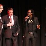 Respektable Auszeichnung für Rapper Toni Tuklan