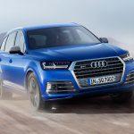Audi SQ7 TDI: Kraftvoller Auftritt