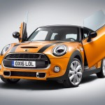 2016 Mini Scissor Doors
