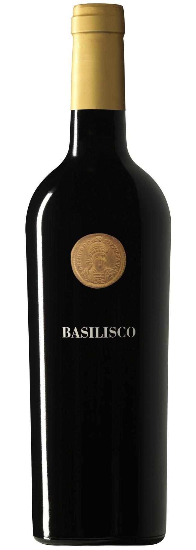 Basilisco Aglianico 2009