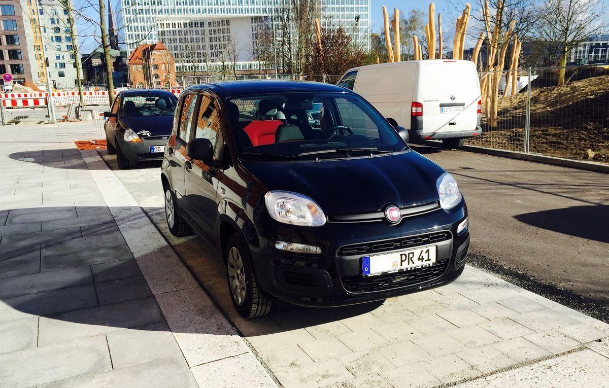 Fiat Panda (Typ 312 / 319) #ShotsPanda